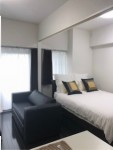 Sofa & Bed(寝室)