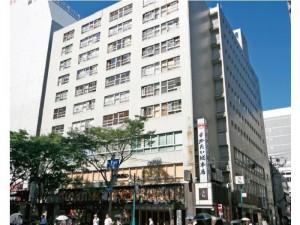 博多駅中央街 外観