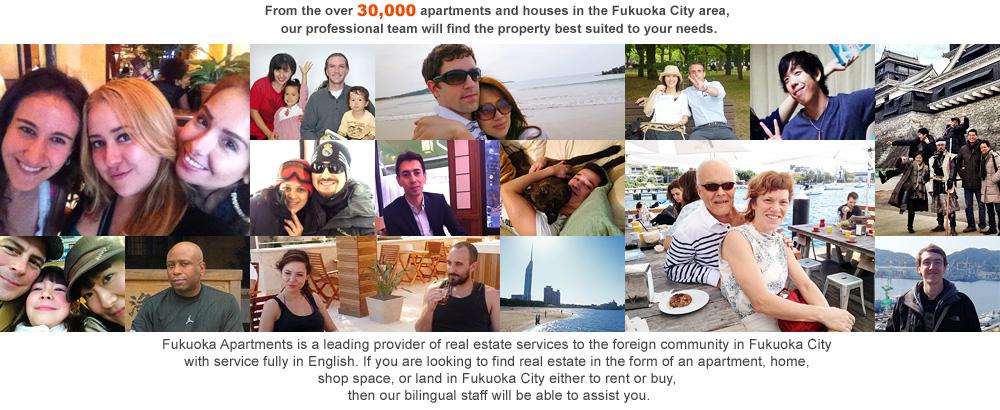 Fukuoka Apartments